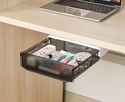 COLINCH Under Desk Medium Storage Drawer, Pencil...
