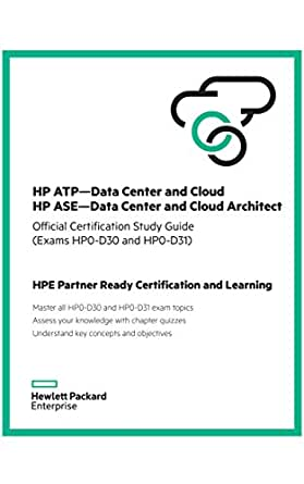 Amazon.com: HP ATP – Data Center and Cloud HP ASE – Data Center and ...