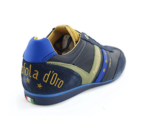 Pantofola d'Oro , Baskets pour homme bleu Dress Blues