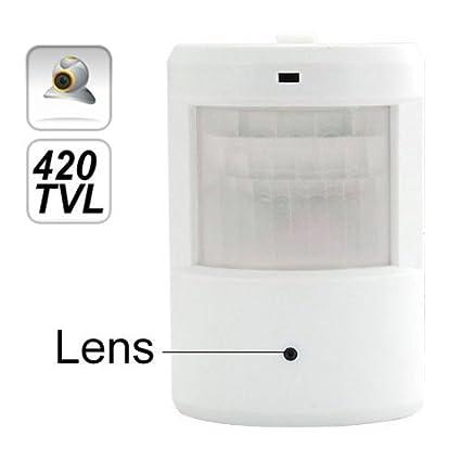 Caja looky estilo 420 TV Líneas de vigilancia CCTV CCD cámara de infrarrojos Detector de movimiento