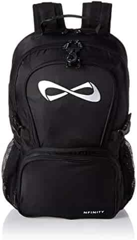 Nfinity Backpack, One Size, Black