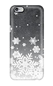 Brand New 6 Plus Defender Case For Iphone (snowflakes Snow Flakes Grey Ice Kids Jackets Dresses Shoes Vacations Season Coats Fall Flowers Santa Nature Winter)