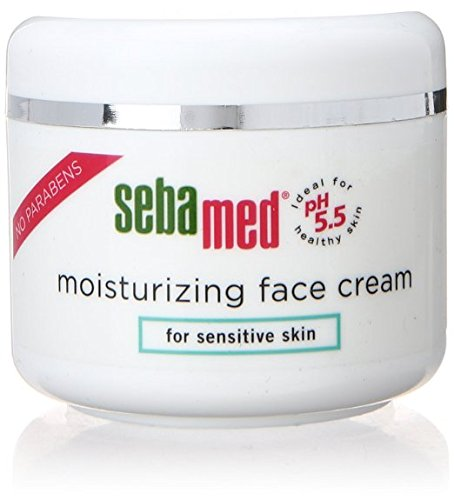 Price comparison product image Sebamed Moisturizing Cream, Sensitive Skin, 2.6-Ounce Pack of 5