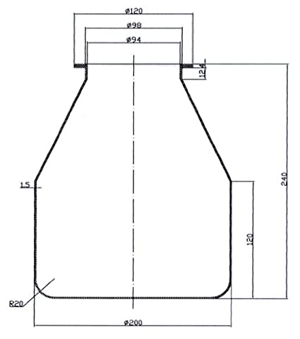 Membran Hauswasserwerk Druckkessel 20 - 24 L Membrankessel ...