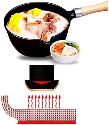TJLSS Fonte Lait Pot - Lait Chauffe-bébé supplément Alimentaire Pot d'accueil Multi-Fonction marmite à Soupe