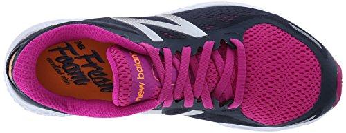 Azul New Fucsia Balance Fresh Oscuro Women's Zantev2 Running Foam Shoe 66wr8Cq