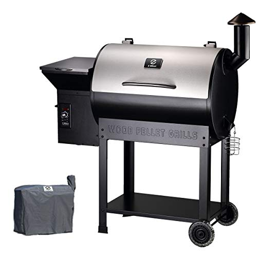 Z Grills Pellet Grill And Outdoor Smoker 2018 New Model