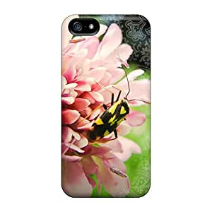 Awesome I Love You Flip Cases With Fashion Design For Iphone 5/5s
