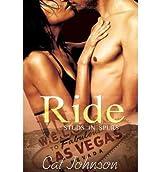 Ride (Studs in Spurs) - IPS Johnson, Cat ( Author ) Nov-01-2011 Paperback