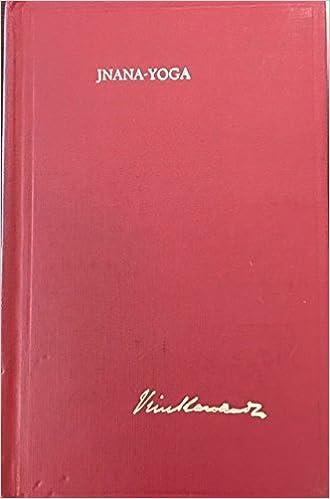 Jnana-Yoga: Swami Vivekananda: Amazon.com: Books