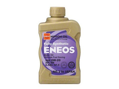 Eneos 0W20 Fully Synthetic Motor Oil SAE 0W-20
