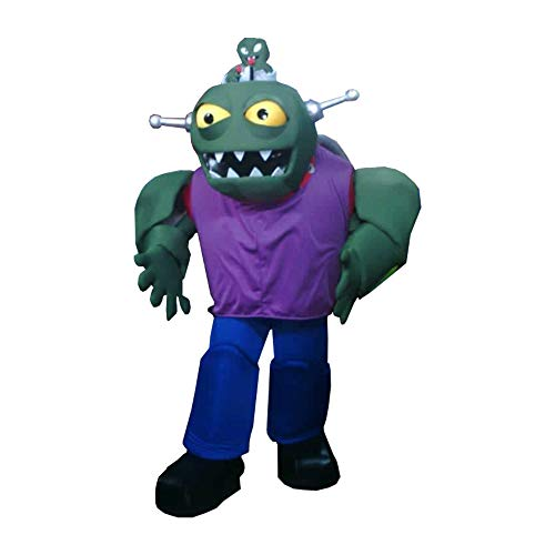 Gargantuar Zombie Plants VS Zombies Mascot Costume Character Cosplay Party Birthday Halloween