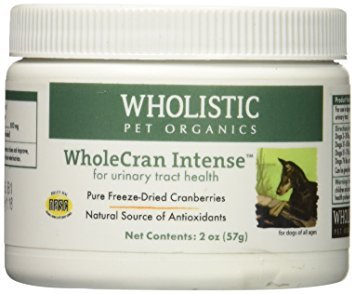 Wholistic Pet Organics Wholistic Wholecran Intense Dog & Cat Supplement (2 oz. container)