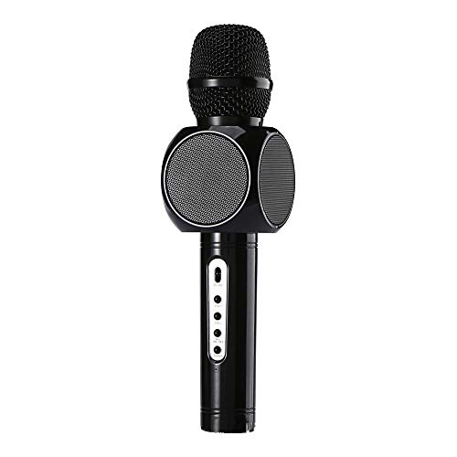 Wireless Bluetooth Karaoke Microphone, Portable Karaoke System With Two Built-in Speakers For Home KTV,Outdoor And Birthday Party.Compatible With Apple IPhone Android Smartphone Or PC Wireless Bluetoo by Xiuzhifuxie (Image #4)