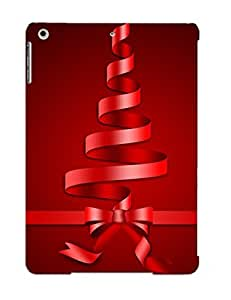 48f60531987 Ribbon Christmas Tree Protective Case Cover Skin/ipad Air Case Cover Appearance