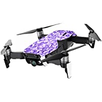MightySkins Skin for DJI Mavic Air Drone - Stained Glass   Min Coverage Protective, Durable, and Unique Vinyl Decal wrap cover   Easy To Apply, Remove, and Change Styles   Made in the USA