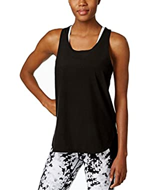 Calvin Klein Performance Active Tank Top Black 2XL