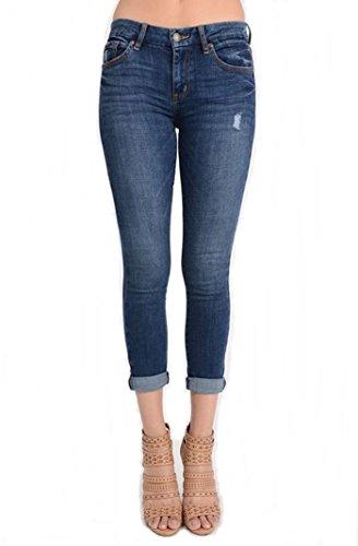 Skinny Crop Jeans - 2