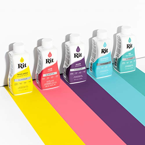 Rit Liquid Dye, Pearl Gray 8oz