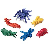 These Creepy crawly counters Turn Learning Early Math Concepts into Fun Adventures