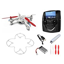 Hubsan X4 H107D 5.8Ghz FPV Quadcopter and Transmitter Tx LCD Controller built in 32ch receiver With TV out and SD card Recorder in Controller