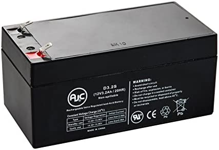BP312 12V 3.2Ah UPS Battery BB BP3-12 This is an AJC Brand Replacement