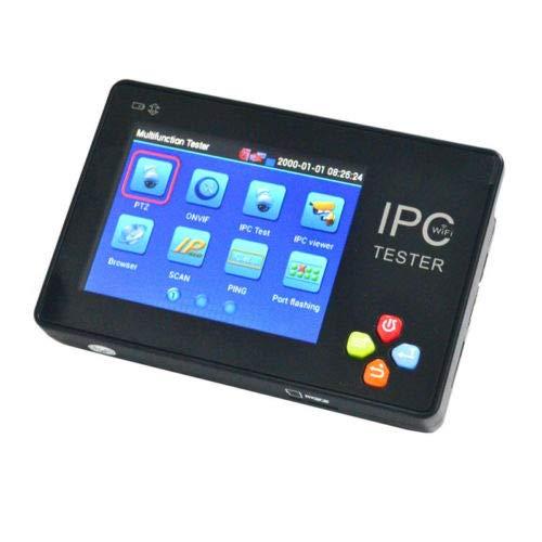 【超目玉枠】 FidgetGear IP CCTV tester monitor ip camera analog camera testing 1080P ONVIF PTZ wifi   B07QB135SV, 浮羽町 74caca74