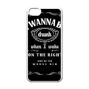 iPhone 5c Cell Phone Case White Ed Sheeran yszq