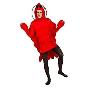 My Other Me Me-203801 Disfraz de bogavante M-L Viving Costumes 203801