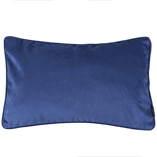 Large Rectangular Case (McAlister Matt Velvet | Large Boudoir Pillow Case Cover | 24x16