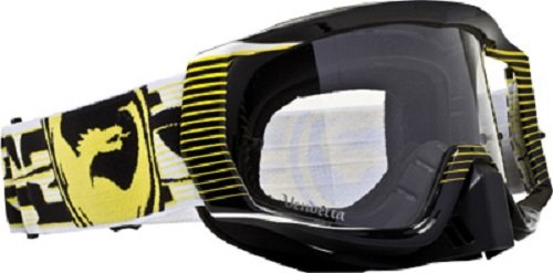 Dragon Alliance Unisex-Adult Vendetta Goggle Linear (Green/Clear Aft Lens, One Size) (Dragon Vendetta Goggles)