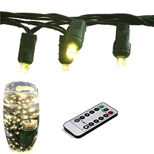 Green Led Lights White Wire in US - 5