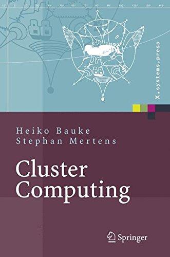 Cluster Computing: Praktische Einführung in das Hochleistungsrechnen auf Linux-Clustern (X.systems.press) Gebundenes Buch – 2006 Heiko Bauke Stephan Mertens Springer 3540422994