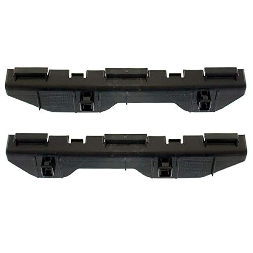 (Koolzap For 03-08 Corolla Sedan Rear Bumper Retainer Mounting Brace Bracket SET PAIR)
