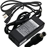Laptop/Notebook AC Adapter/Power Supply Charger+Cord for Toshiba Satellite 1400 1415-S173 1800 1805-S204 2400 2415 A15-S157 A55-S306 A55-S326 M30 M35-S456 M45-S2692 M45-S2693 M45-S331 R15-S822 R15-S829 U200 U205-S5002 U205-S5034 U205-S5057 m55s331 by SIB