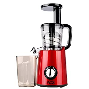 Professional Masticating Slow Juicer : Amazon.com: Juice Extractor WOQI Juicer Slow Masticating Juicer Professional Cold Press Juicer ...