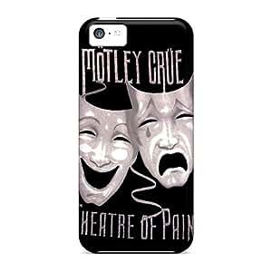 Tough Iphone XNC3448MyQI Case Cover/ Case For Iphone 5c(motley Crue)