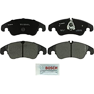 Bosch BP1322 QuietCast Premium Semi-Metallic Front Disc Brake Pad Set