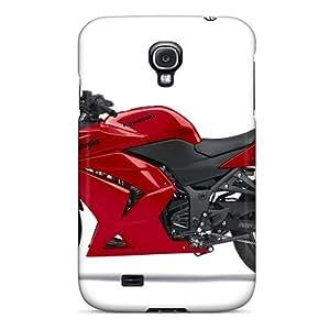 Fashion KMEMaYu7464Vuqez Case Cover For Galaxy S4(kawasaki Ninja 250r)