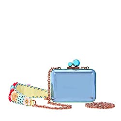 Vivi Lilico Crystal Box Clutch