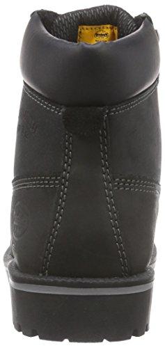 Dockers 35AA303 - Botas de cuero para mujer negro - negro