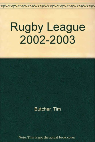 Rugby League 2002-2003