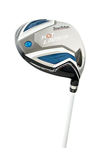 Tour Edge Golf Women's Hot Launch Driver (Right Hand, Gra...