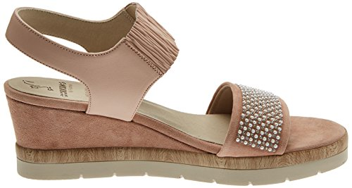 outlet 2015 Fluchos Women's Asola Open Toe Sandals Pink (Pink) cheap price buy discount clearance newest cheap great deals clearance classic dh76oJ