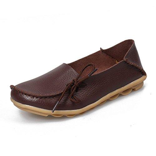 想要美感与舒适度并存,来一双真皮乐福鞋