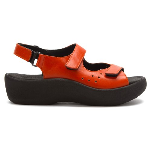 Smooth Wolky Scarlet Sneaker Donna Leather taUUqwpX