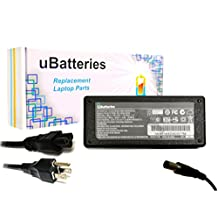UBatteries AC Adapter Charger HP Pavilion dv7-2273ca - 18.5V, 65W