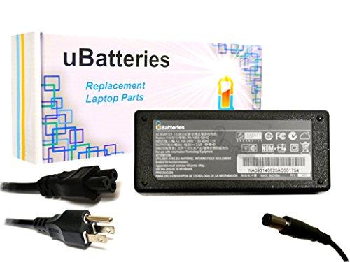 UBatteries 65W Laptop AC Adapter HP 635 650 655 HP Compaq...