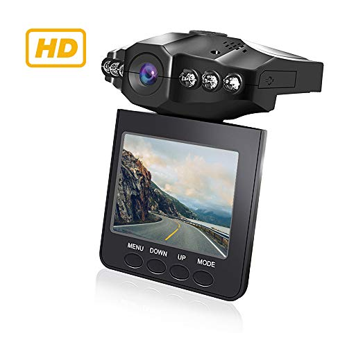 Very Nice Dash Cam, Works Great!