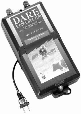 110V Electric Fence Energizer by Dare